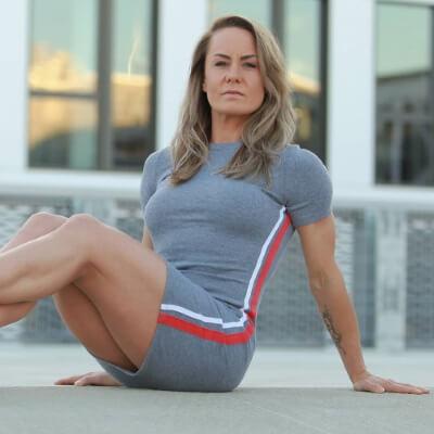 Ina Bauer - Figur Athletin & Fitnessmodel
