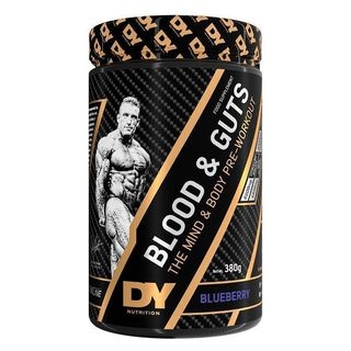 Bester Booster 2019 Dorian Yates Blood and Guts Pre Workout