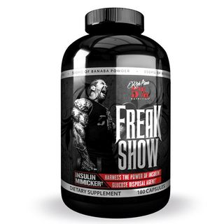 Bester Pump Booster 2019 Rich Piana Freak Show by 5% Nutrition